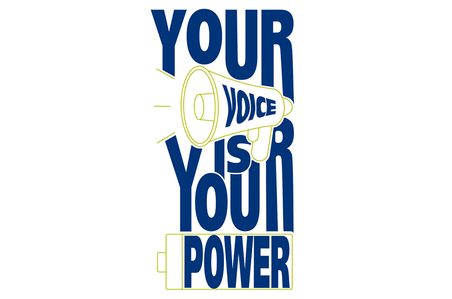 Your Voice is Your Power